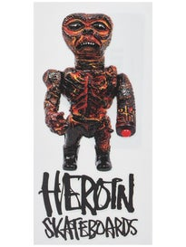 Heroin Violence Toy #3 Sticker
