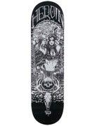 Heroin Voodoo Girl Deck  8.5 x 32.25