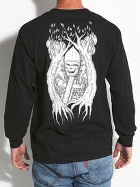 Heroin Woodsman Longsleeve T-Shirt