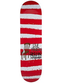 Heroin Yankou Striped Icon Deck  8.375 x 32.5