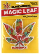 Skate Mental Gummies Weed Leaf Air Freshener