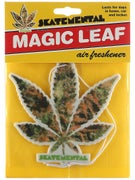 Skate Mental Weed Fill Leaf Air Freshener