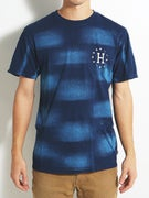 HUF 12 Galaxies Brick Wash T-Shirt