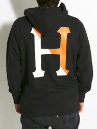 HUF Two Toned Classic H Pullover Hoodie