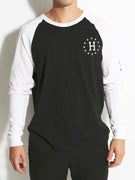 HUF Audible L/S Raglan T-Shirt