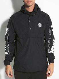 HUF x Thrasher TDS Anorak Jacket