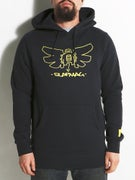 HUF x Slap Butterfly Pullover Hoodie