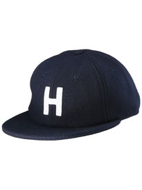HUF Block H 6 Panel Hat