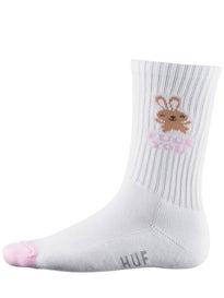 HUF Bunny Cute Socks