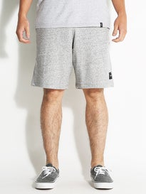 HUF Box Logo Fleece Shorts