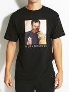 HUF x Bronze 56K Paint T-Shirt