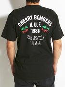 HUF Cherry Bombers T-Shirt