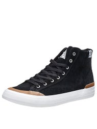 HUF Classic Hi Shoes  Black/Gum