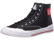 HUF x Slap Classic Hi Shoes  Black