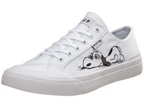 HUF Classic Lo Peanuts Shoes White/Black