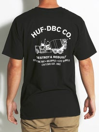 HUF Concrete Mixer T-Shirt