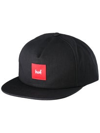 HUF x Chocolate Snapback Hat