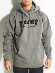 HUF x Thrasher Classic H Pullover Hoodie