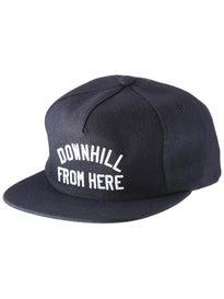 HUF DFH Snapback Hat