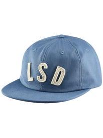 HUF LSD 6 Panel Hat