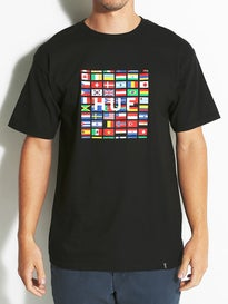 HUF Flag Box Logo T-Shirt