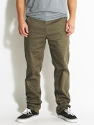HUF Fulton Pants  Military