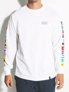 HUF Flags L/S T-Shirt