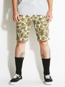 HUF Twill Walk Shorts