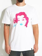 HUF Girl Script T-Shirt