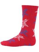 HUF x Thrasher Goat Socks