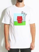 HUF Huff N Puff T-Shirt