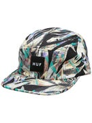 HUF Boca Volley 5 Panel Hat