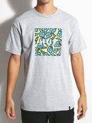 HUF x Krooked Flower Box T-Shirt