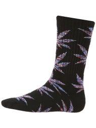 HUF Melange Plant Life Socks