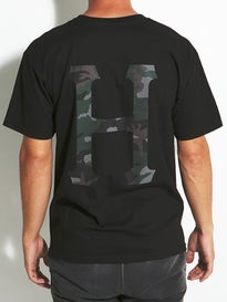 HUF Muted Military Classic H T-Shirt