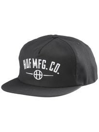 HUF MFG Station Snapback Hat