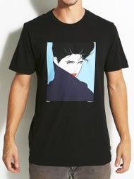 HUF x Nagel Collar T-Shirt
