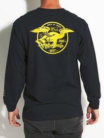 HUF 0%ers L/S T-Shirt