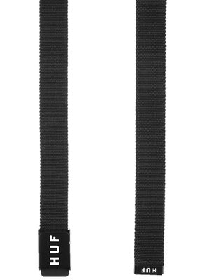 HUF Original Logo Scout Belt Black Adjustable