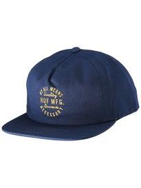 HUF Oath Snapback Hat