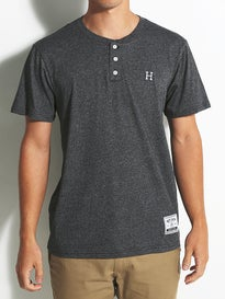 HUF Premium Heather Henley