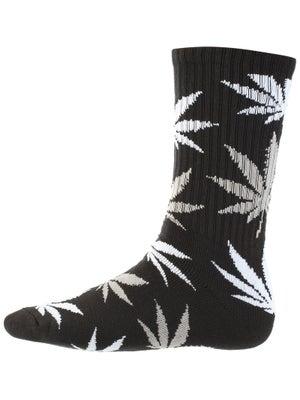 HUF Plant Life Socks Black/White
