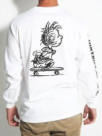 HUF Pigpen L/S T-Shirt