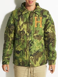 HUF Quilted Coaches Jacket