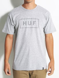 HUF Reflective Bar Logo T-Shirt
