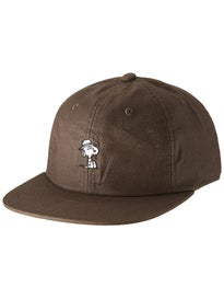 HUF Spike 6 Panel Strapback Hat