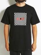 HUF x Spitfire Box Logo T-Shirt