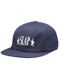HUF x Slap 6 Panel Hat
