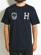 HUF x Spitfire Logo T-Shirt