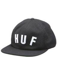 HUF Short Stop 6 Panel Hat